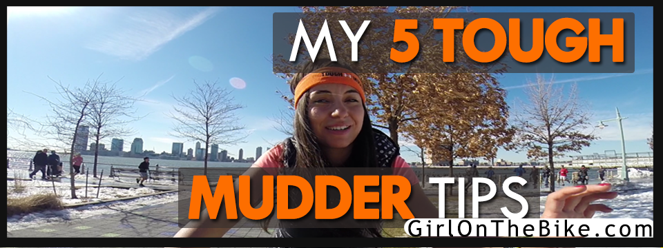 my tough mudder tips