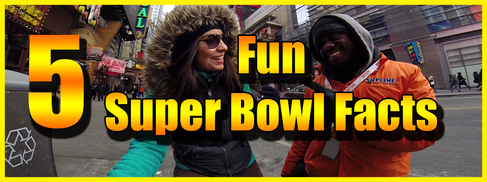 5 Super Bowl Fun Facts