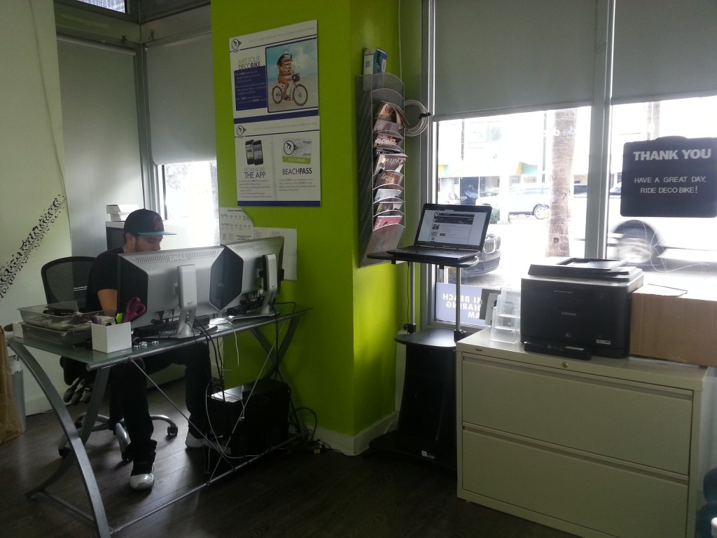 DecoBike Office