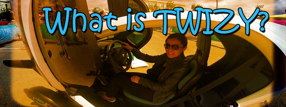 What is Twizy?