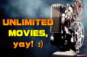 unlimited movies with moviepass