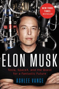 Elon Musk's Biography Book review