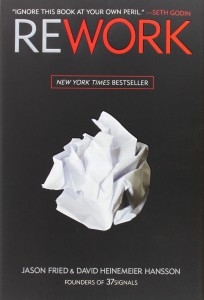 Rework Book Review