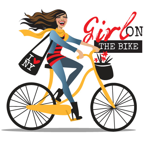 Girl on the Bike