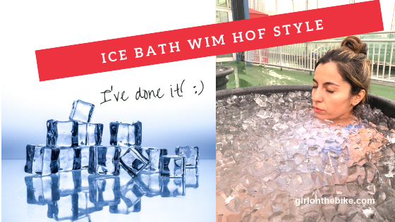 Ice Bath NYC Wim Hof Style – I DID IT!