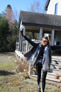 New York to Maine Road Trip, Girl On The Bike, Maine Road Trip11