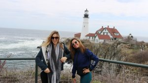 New York to Maine Road Trip, Girl On The Bike, Maine Road Trip17
