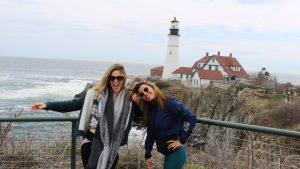 New York to Maine Road Trip, Girl On The Bike, Maine Road Trip18