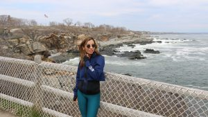 New York to Maine Road Trip, Girl On The Bike, Maine Road Trip28