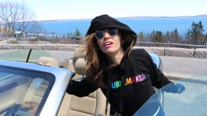 New York to Maine Road Trip, Girl On The Bike, Maine Road Trip6
