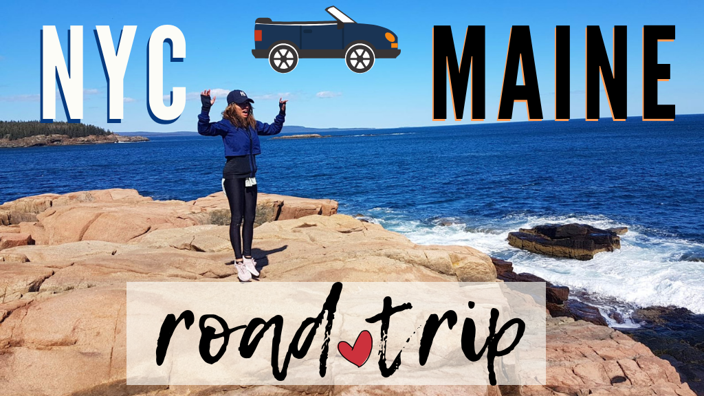 My New York to Maine Road Trip: +Portland Boston Hamptons