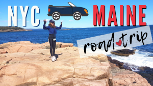 New York to Maine Road Trip, Maine Road Trip, Arcadia Road Trip, NYC to Maine Road Trip, Portland Raod Trip